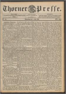 Thorner Presse 1898, Jg. XVI, Nro. 104 + Beilage