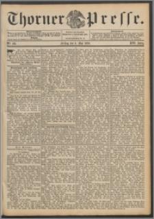 Thorner Presse 1898, Jg. XVI, Nro. 105 + Beilage