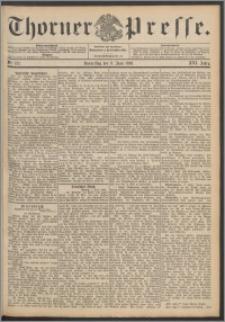 Thorner Presse 1898, Jg. XVI, Nro. 132 + Beilage