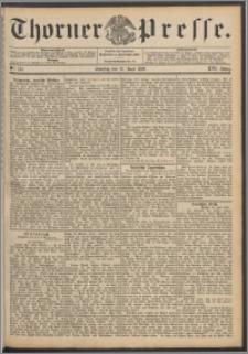 Thorner Presse 1898, Jg. XVI, Nro. 135 + 1. Beilage, 2. Beilage