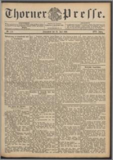 Thorner Presse 1898, Jg. XVI, Nro. 170 + Beilage