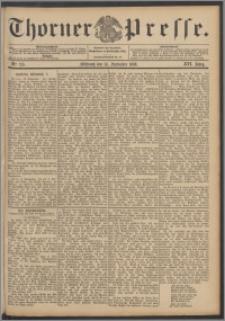 Thorner Presse 1898, Jg. XVI, Nro. 215 + Beilage