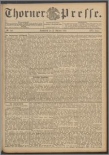 Thorner Presse 1898, Jg. XVI, Nro. 242 + Beilage