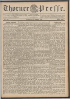 Thorner Presse 1898, Jg. XVI, Nro. 276 + Beilage