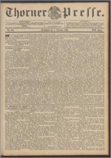 Thorner Presse 1898, Jg. XVI, Nro. 283 + Beilage