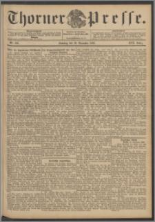 Thorner Presse 1898, Jg. XVI, Nro. 296 + 1. Beilage, 2. Beilage