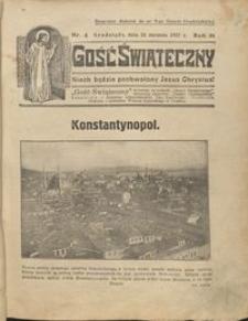 Gość Świąteczny 1927.01.23 R. XXXI nr 4