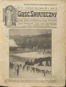 Gość Świąteczny 1927.03.06 R. XXXI nr 10