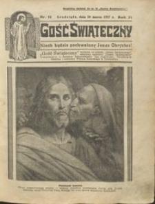 Gość Świąteczny 1927.03.20 R. XXXI nr 12