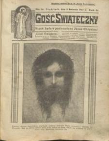 Gość Świąteczny 1927.04.03 R. XXXI nr 14