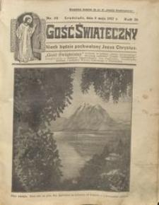 Gość Świąteczny 1927.05.08 R. XXXI nr 19