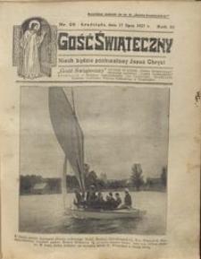 Gość Świąteczny 1927.07.17 R. XXXI nr 29