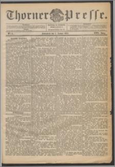 Thorner Presse 1899, Jg. XVII, Nr. 6 + Beilage