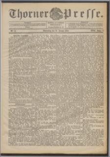 Thorner Presse 1899, Jg. XVII, Nr. 10 + Beilage