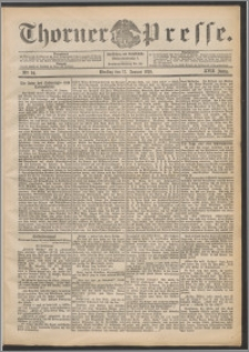 Thorner Presse 1899, Jg. XVII, Nr. 14 + Beilage