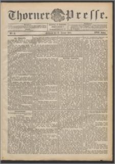 Thorner Presse 1899, Jg. XVII, Nr. 15 + Beilage
