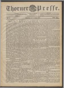 Thorner Presse 1899, Jg. XVII, Nr. 16 + Beilage