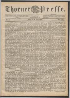 Thorner Presse 1899, Jg. XVII, Nr. 17 + Beilage