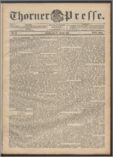 Thorner Presse 1899, Jg. XVII, Nr. 20 + Beilage