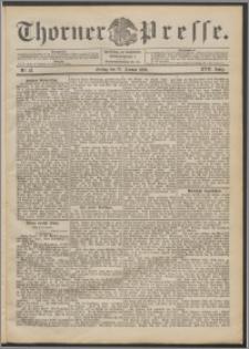 Thorner Presse 1899, Jg. XVII, Nr. 23 + Beilage