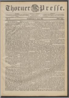 Thorner Presse 1899, Jg. XVII, Nr. 24 + Beilage