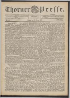 Thorner Presse 1899, Jg. XVII, Nr. 26 + Beilage
