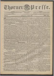 Thorner Presse 1899, Jg. XVII, Nr. 29 + Beilage