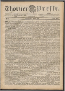 Thorner Presse 1899, Jg. XVII, Nr. 31 + Beilage