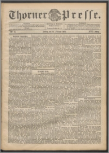 Thorner Presse 1899, Jg. XVII, Nr. 35 + Beilage