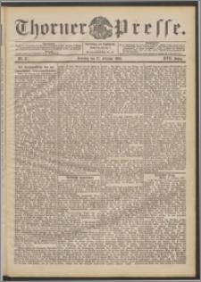 Thorner Presse 1899, Jg. XVII, Nr. 37 + Beilage