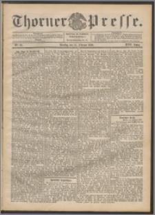 Thorner Presse 1899, Jg. XVII, Nr. 38 + Beilage
