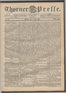 Thorner Presse 1899, Jg. XVII, Nr. 39 + Beilage