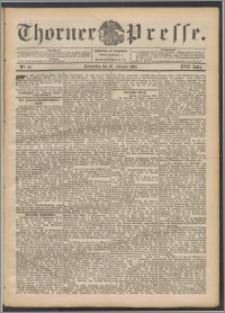 Thorner Presse 1899, Jg. XVII, Nr. 46 + Beilage