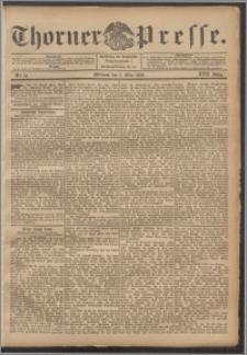 Thorner Presse 1899, Jg. XVII, Nr. 51 + Beilage