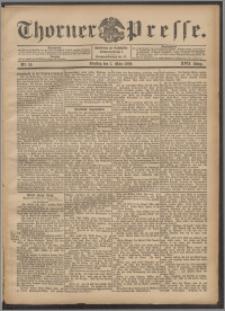 Thorner Presse 1899, Jg. XVII, Nr. 56 + Beilage, Beilagenwerbung