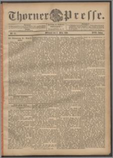 Thorner Presse 1899, Jg. XVII, Nr. 57 + Beilage