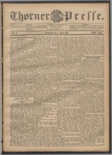 Thorner Presse 1899, Jg. XVII, Nr. 58 + Beilage