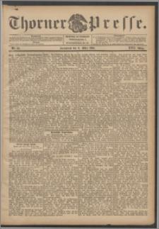 Thorner Presse 1899, Jg. XVII, Nr. 60 + Beilage