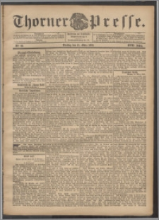 Thorner Presse 1899, Jg. XVII, Nr. 68 + Beilage