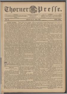 Thorner Presse 1899, Jg. XVII, Nr. 69 + Beilage