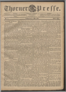 Thorner Presse 1899, Jg. XVII, Nr. 71 + Beilage