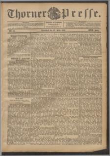 Thorner Presse 1899, Jg. XVII, Nr. 72 + Beilage, Beilagenwerbung