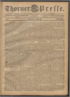 Thorner Presse 1899, Jg. XVII, Nr. 77 + Beilage, Beilagenwerbung