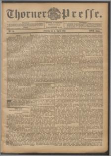 Thorner Presse 1899, Jg. XVII, Nr. 78 + 1. Beilage, 2. Beilage