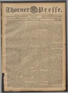 Thorner Presse 1899, Jg. XVII, Nr. 83 + 1. Beilage, 2. Beilage