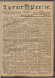 Thorner Presse 1899, Jg. XVII, Nr. 85 + Beilage
