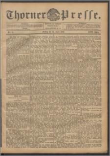 Thorner Presse 1899, Jg. XVII, Nr. 87 + Beilage