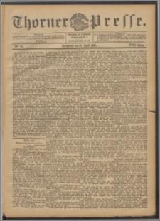 Thorner Presse 1899, Jg. XVII, Nr. 88 + Beilage