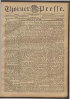 Thorner Presse 1899, Jg. XVII, Nr. 89 + 1. Beilage, 2. Beilage