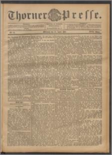 Thorner Presse 1899, Jg. XVII, Nr. 91 + Beilage